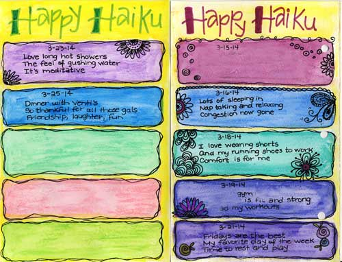 Happy-Haiku
